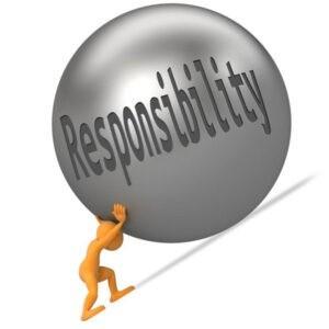 مسئولیت پذیری شخصی