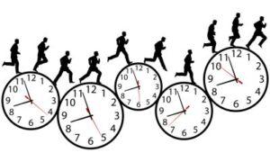 روش های درست مدیریت زمان