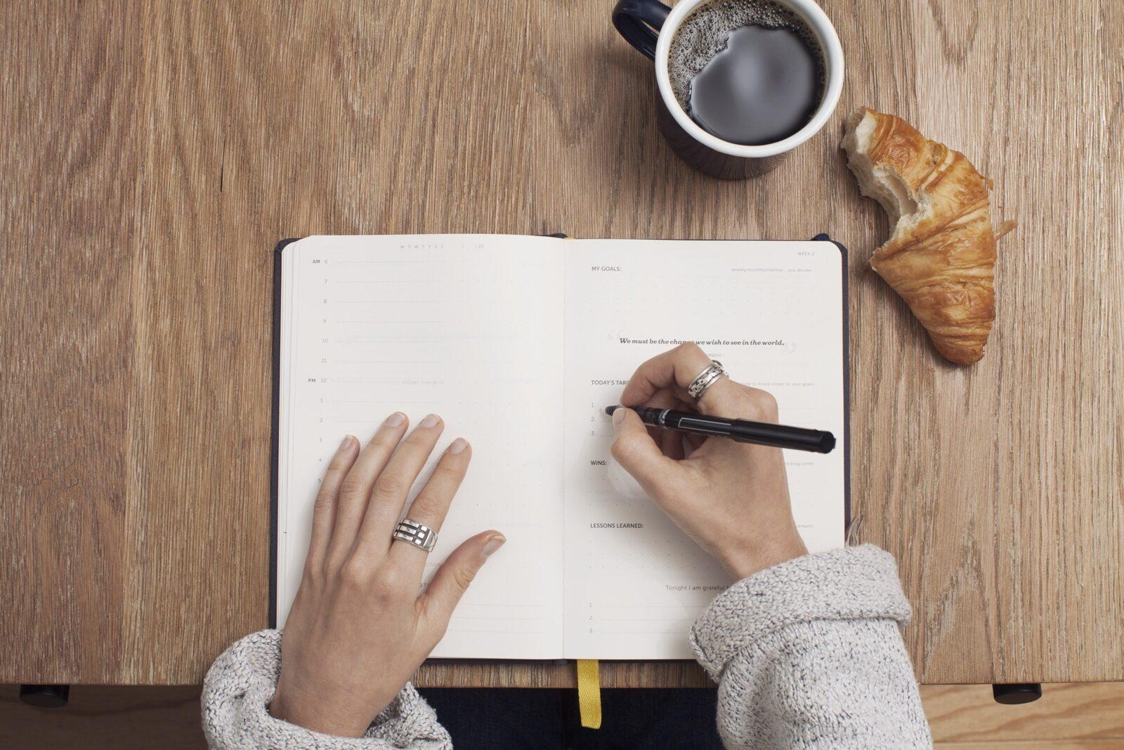 نوشتن هدف
