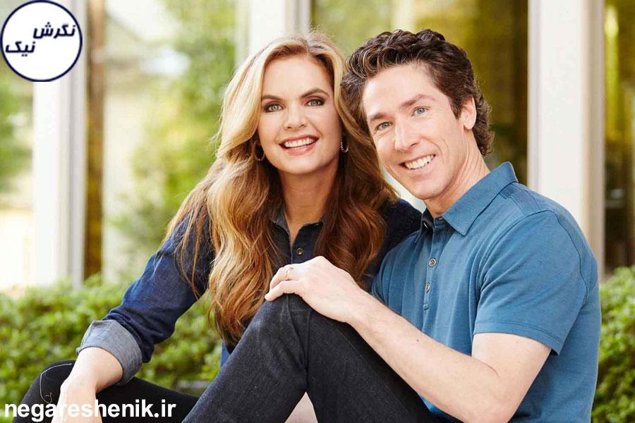 جول اوستین و همسرش